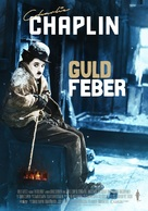 The Gold Rush - Swedish Re-release movie poster (xs thumbnail)
