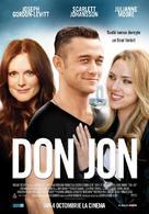 Don Jon - Romanian Movie Poster (xs thumbnail)