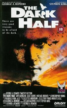 The Dark Half - British VHS movie cover (xs thumbnail)