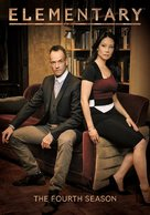 """""""Elementary"""" - DVD movie cover (xs thumbnail)"""