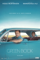 Green Book - Danish Movie Poster (xs thumbnail)
