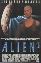 Alien 3 - Italian Movie Poster (xs thumbnail)