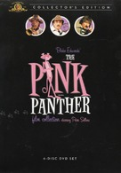 Trail of the Pink Panther - DVD movie cover (xs thumbnail)