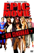 Epic Movie - Spanish DVD movie cover (xs thumbnail)