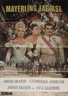 Mayerling - Turkish Movie Poster (xs thumbnail)