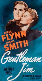 Gentleman Jim - Movie Poster (xs thumbnail)