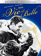 It's a Wonderful Life - French Movie Cover (xs thumbnail)