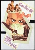 Topkapi - Spanish Movie Poster (xs thumbnail)