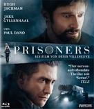 Prisoners - Swiss Blu-Ray movie cover (xs thumbnail)
