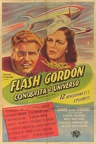 Flash Gordon Conquers the Universe - Argentinian Movie Poster (xs thumbnail)