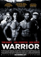 Warrior - Italian Movie Poster (xs thumbnail)