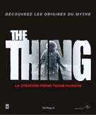 The Thing - Swiss Movie Poster (xs thumbnail)