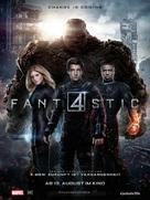 Fantastic Four - German Movie Poster (xs thumbnail)