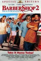 Barbershop 2: Back in Business - Video release movie poster (xs thumbnail)
