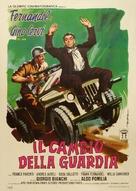 Cambio della guardia, Il - Italian Movie Poster (xs thumbnail)