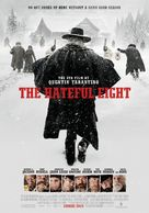 The Hateful Eight - Swiss Movie Poster (xs thumbnail)