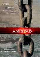 Amistad - British DVD movie cover (xs thumbnail)