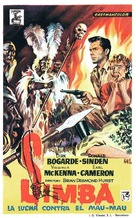 Simba - Spanish Movie Poster (xs thumbnail)