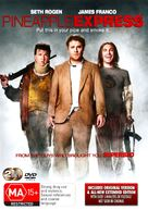 Pineapple Express - Australian DVD movie cover (xs thumbnail)