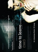 Temps qui reste, Le - British Movie Poster (xs thumbnail)