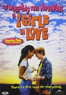 The Incredibly True Adventure of Two Girls in Love - Movie Cover (xs thumbnail)