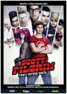 Scott Pilgrim vs. the World - Slovak Movie Poster (xs thumbnail)