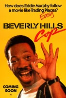 Beverly Hills Cop - Advance movie poster (xs thumbnail)