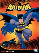 """Batman: The Brave and the Bold"" - DVD cover (xs thumbnail)"
