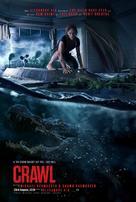 Crawl - British Movie Poster (xs thumbnail)