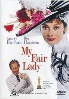 My Fair Lady - Australian Movie Cover (xs thumbnail)