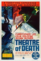Theatre of Death - Australian Movie Poster (xs thumbnail)