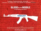 Blood in the Mobile - British Movie Poster (xs thumbnail)