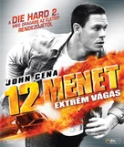 12 Rounds - Hungarian Movie Cover (xs thumbnail)