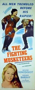 Les trois mousquetaires: Première époque - Les ferrets de la reine - Movie Poster (xs thumbnail)