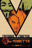 V For Vendetta - Movie Poster (xs thumbnail)