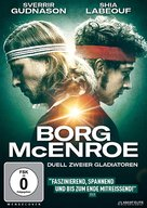 Borg - German DVD movie cover (xs thumbnail)