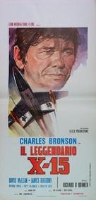 X-15 - Italian Movie Poster (xs thumbnail)