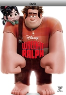 Wreck-It Ralph - DVD movie cover (xs thumbnail)