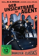 Invisible Agent - German Movie Cover (xs thumbnail)