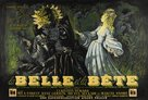 La belle et la bête - French Theatrical poster (xs thumbnail)
