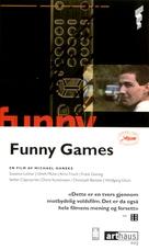 Funny Games - Danish VHS cover (xs thumbnail)