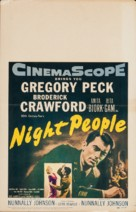 Night People - Movie Poster (xs thumbnail)