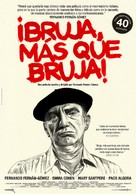 Bruja, más que bruja - Spanish Movie Poster (xs thumbnail)