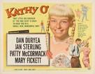 Kathy O' - Movie Poster (xs thumbnail)