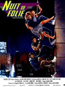 Adventures in Babysitting - French Movie Poster (xs thumbnail)
