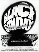 Black Sunday - French Movie Poster (xs thumbnail)