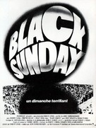 Black Sunday - French Movie Poster (xs thumbnail)