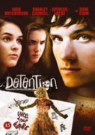 Detention - Danish DVD cover (xs thumbnail)