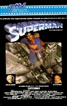 Superman - Argentinian Movie Cover (xs thumbnail)
