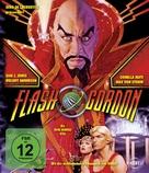 Flash Gordon - German DVD cover (xs thumbnail)